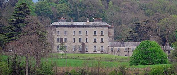 Laughton House in Moneygall, Co Offaly contains five reception rooms and 13 bedrooms