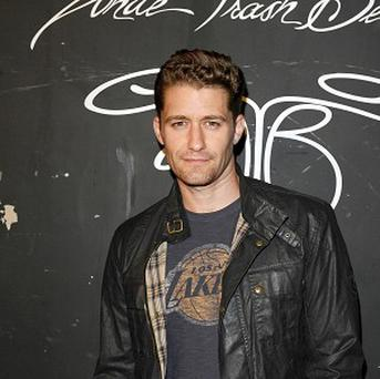 Matthew Morrison says he learnt a lot from writing songs