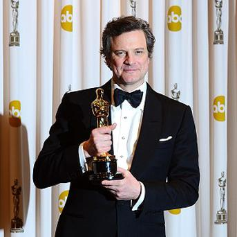 Colin Firth was crowned best actor at this year's Oscars
