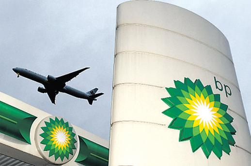 Oil giant BP posted a 16pc rise in first-quarter net profits yesterday of $7.2bn