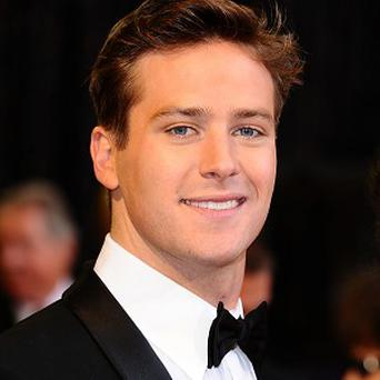 Armie Hammer is being linked to the Lone Ranger role