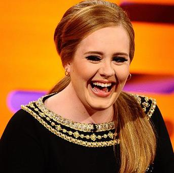 Adele told Graham Norton she recently flashed at a bus full of passengers