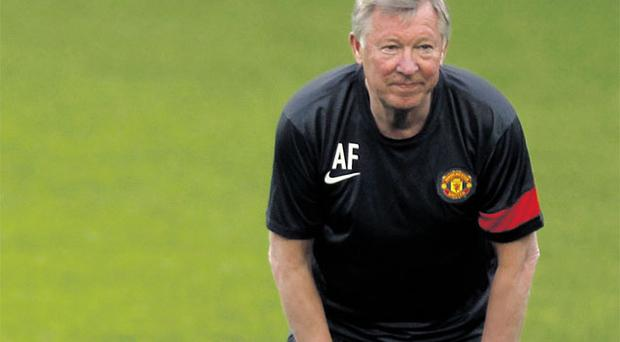 Ferguson has seen three great teams, that of Cantona, that of Keane, that of Ronaldo. He cleary thinks this edition belongs in their company