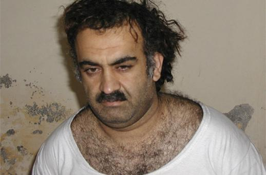 Khalid Sheikh Mohammed: questioned using 'torture'