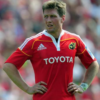 Ronan O'Gara Photo: Getty Images