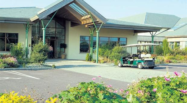 On the market: Blarney Hotel and Golf Resort in Co Cork is seeking €10m
