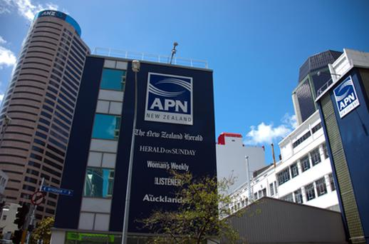 APN said business had been hit by the devastating floods which ravaged Queensland during the winter, while the Christchurch earthquake had also impacted on business. Photo: Getty Images