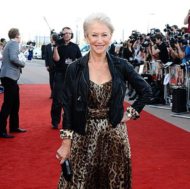 Dame Helen Mirren says landing the role in Prime Suspect was a great coup