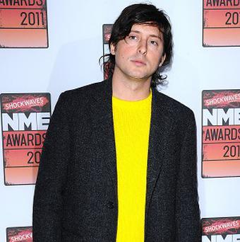 Carl Barat says he's happy being a solo artist for now