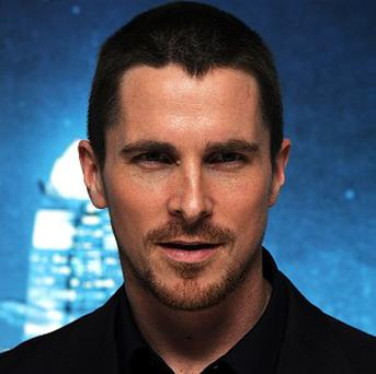 Christian Bale has been working on a film in China