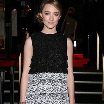 Saoirse Ronan will star in The Host