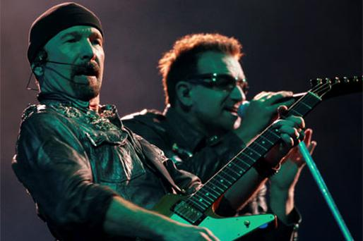 Bono, The Edge and Co upped their wealth by €29m after their record breaking 360 Tour