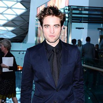 Robert Pattinson arrives for the UK Premiere of Water for Elephants