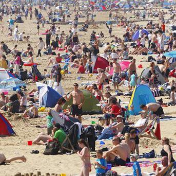 Fewer Germans are holidaying at seaside resorts, instead choosing city breaks and cruises, a survey has revealed