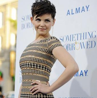 Ginnifer Goodwin got engaged after making Something Borrowed