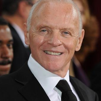 Sir Anthony Hopkins is in talks to work with Angelina Jolie