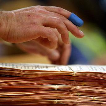 Straws were drawn after three recounts resulted in the same number of votes for the Labour and Tory candidates