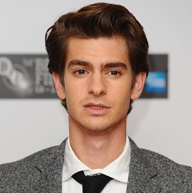 Martin Sheen has nothing but praise for Andrew Garfield