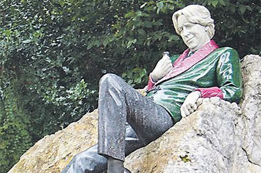 As a UNESCO City of literature Dublin should stage all of Oscar Wilde's work in literary festival