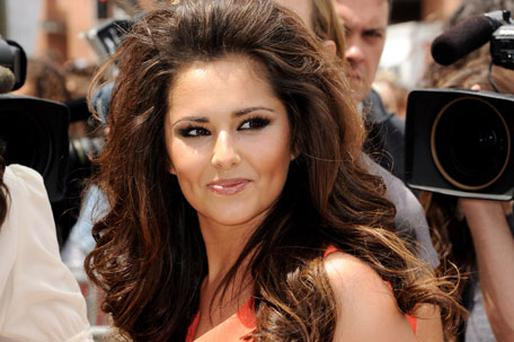 Cheryl Cole arrives at the first round of auditions for Fox's 'The X Factor'. Photo: Getty Images