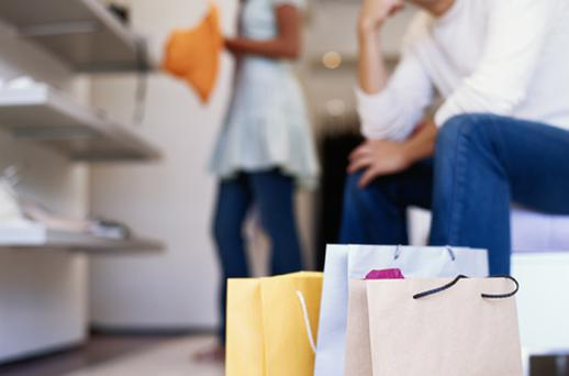 Just 6pc of people were prepared to spend in March, but that had jumped to 16pc last month. Photo: Thinkstock