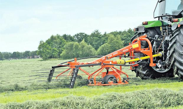 The Haybob is still available today from it latest owners, the French firm Kuhn