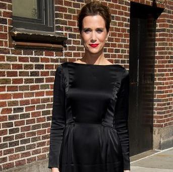 Kristen Wiig got scared after moving to LA