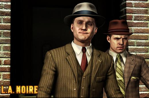 In L.A. Noire, Mad Men's Aaron Staton does more than lend his voice to a character. Rockstar Games