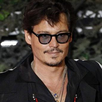Johnny Depp will work with Rob Marshall again on The Thin Man