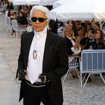 Fashion designer Karl Lagerfeld has moved into filmmaking