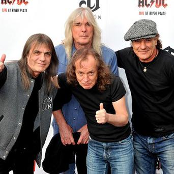 AC/DC aren't fans of the reality TV show route to success