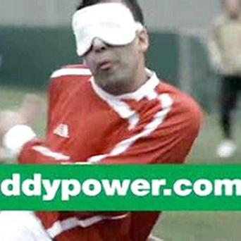 The ASA has defended an ad for bookmakers Paddy Power in which a cat is kicked across a football pitch by blind players