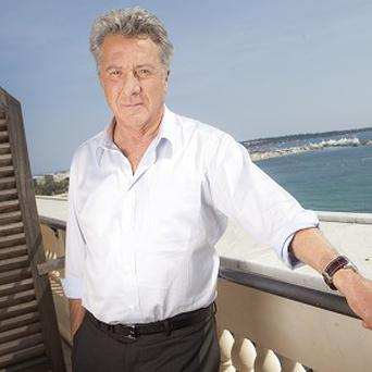 Dustin Hoffman says he remembers crying at Bambi