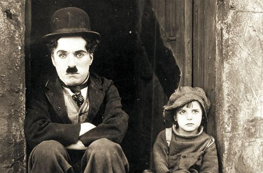 HARD TIMES: Irish people could feel like Charlie Chaplin in 'The Kid' if the country defaults