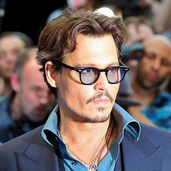 Johnny Depp has revealed an unlikely influence on his performance as pirate Captain Jack Sparrow