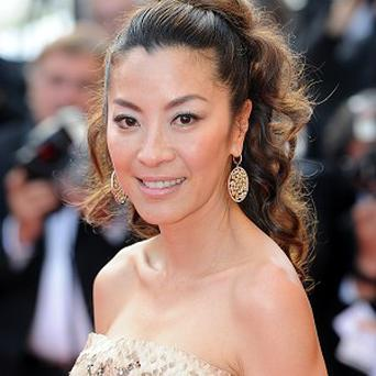 Michelle Yeoh plays the Burmese pro-democracy leader