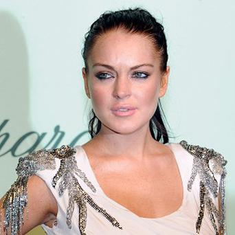 Lindsay Lohan's casting in Gotti has not yet been confirmed