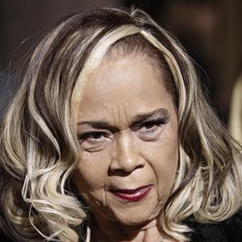 Etta James has been admitted to a Southern California hospital