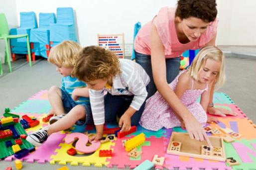 Play is a vital part of a child's learning and development. Photo: Thinkstockphotos.com