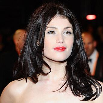 Tamara Drewe star Gemma Arterton has a new role to get her teeth into, playing a vampire