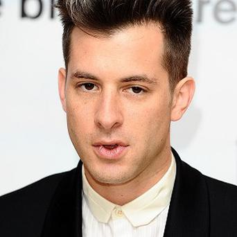 Mark Ronson spent a year-and-a-half on Duran Duran's album