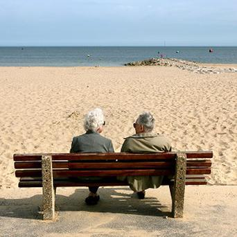 Only 15 per cent of people would like to live forever, a survey suggests