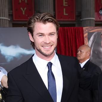 Chris Hemsworth stars in Kenneth Branagh's Thor
