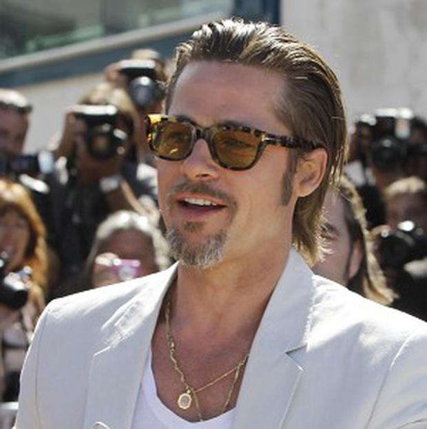 Brad Pitt is currently starring in new film The Tree of Life