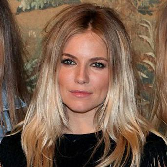Sienna Miller thinks her 30s will be calmer