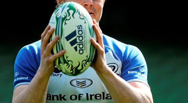 There's no doubt Brian O'Driscoll would make the Leinster team of any era.