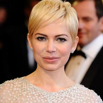Michelle Williams will next be seen in My Week With Marilyn
