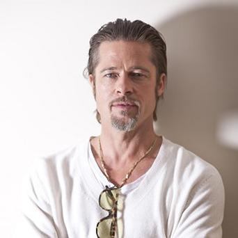 Brad Pitt is in Cannes to publicise his new film The Tree of Life