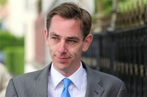 Ryan Tubridy: 'disgusted'
