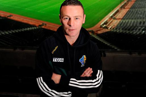 Leighton Glynn has decided to give up his hurling career with Wicklow in favour of focusing on football.